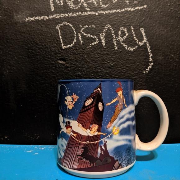 Disney Other - Disney vintage mug - Peter pan